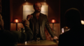 Anatoly greets Oliver and Diggle in his office.png