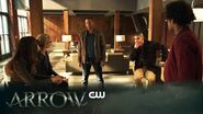 Arrow Disbanded Scene The CW