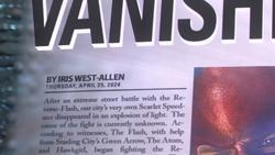 Artigo de Iris West-Allen