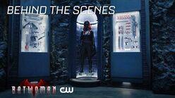 Batwoman Designing The Batsuit The CW