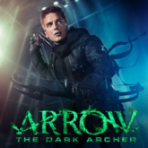 Arrow The Dark Archer digital logo