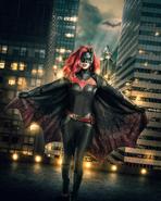 Batwoman Primer Vistazo