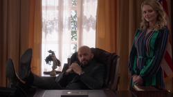 Lex y Eve en la Casa Blanca