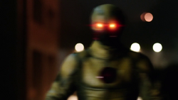The Reverse-Flash as a General of SS