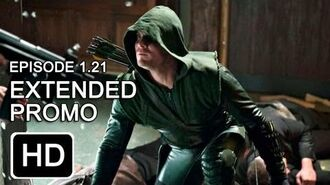 Arrow 1x21 Extended Promo - The Undertaking HD