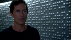 Eobard learns the timeline changed