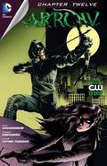 Arrow capítulo 12 portada digital