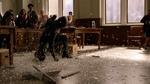 Green Arrow pojawia się na rozprawie sądowej Olivera Queena