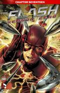 The Flash Season Zero chapter 17 digital cover