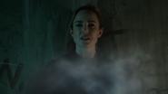Charlie as Sara Lance