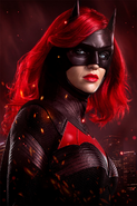 Batwoman character promo - Kate Kane 3