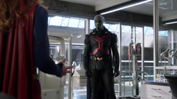 J'onn back to normal