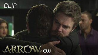 Arrow Season 8 Episode 4 Present Tense Scene The CW