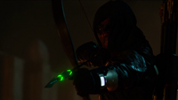 Connor Hawke como Green Arrow