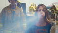 Kara using her superbreath.png