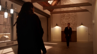 Barry surprises Iris with their new home