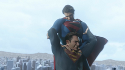 Earth-38 Clark vs Earth-96 Clark