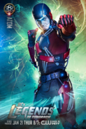 The Atom DC's Legends of Tomorrow promo
