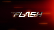 The Flash (season 4) title card