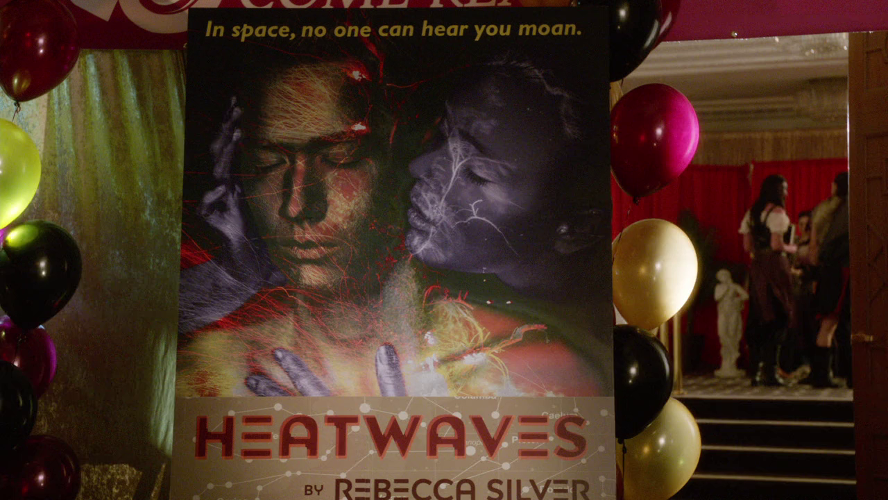 A Sex Odyssey Porn Video heatwaves: an erotic space odyssey | arrowverse wiki | fandom