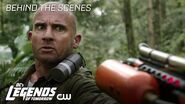 DC's Legends of Tomorrow Inside Welcome to the Jungle The CW