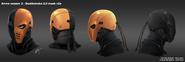 Deathstroke 2.0 Concept Art 2