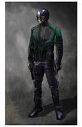 Novo traje (Diggle, T8)