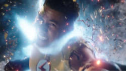 Wally is drawn into the Speed Force