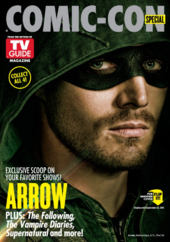 TV Guide - September 20, 2014 Arrow issue