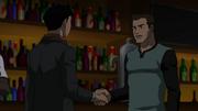 Ray Terrill umawia się z Jacobem (3)