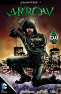 Arrow capítulo 1 portada digital