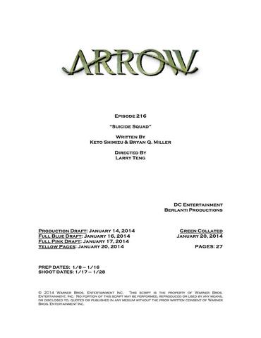 File:Arrow script title page - Suicide Squad.png