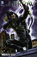 Arrow special edition chapter cover