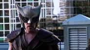 Scythian Torvil in the Hawkman suit