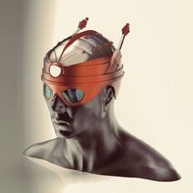 Doom Patrol - Mento Concept Art