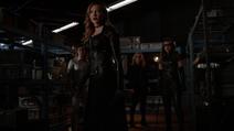 Laurel escolhe ser uma heroína