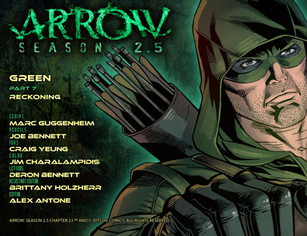 File:Reckoning (Arrow Season 2.5) title page.png