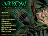Reckoning (Arrow: Season 2.5)
