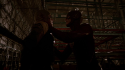 The Flash versus Reverse-Flash
