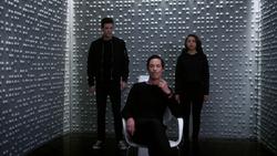 Barry, Eobard e Nora