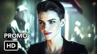 "Batwoman (The CW) ""Times Are Changing"" Promo HD - Ruby Rose superhero series"