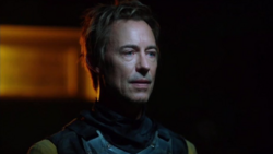 Eobard as an inmate of Iron Heights Prison