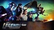 DC's Legends of Tomorrow Their Time Is Now Trailer The CW