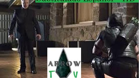 Green Arrow vs Damien Darkh All Fights SUB Español TheArrowTV