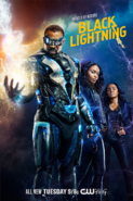 Black Lightning poster - Forces of Nature