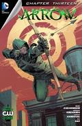 Arrow capítulo 13 portada digital