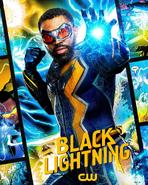 Black Lightning promotional image (Season 4)