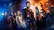 Legends of Tomorrow - Personagens