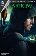 Arrow capítulo 27 portada digital