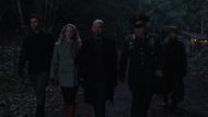 Lex, Eve and Otis in Kaznia